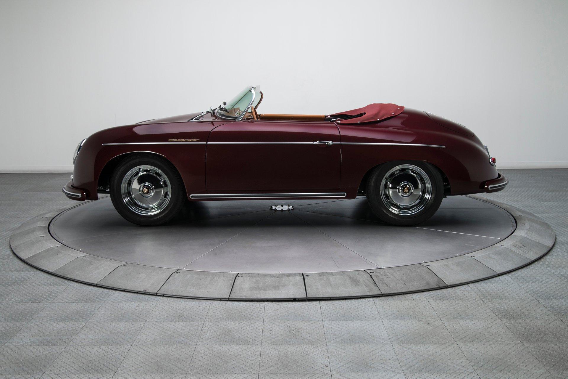 135403 1956 Porsche 356 Rk Motors Classic Cars For Sale
