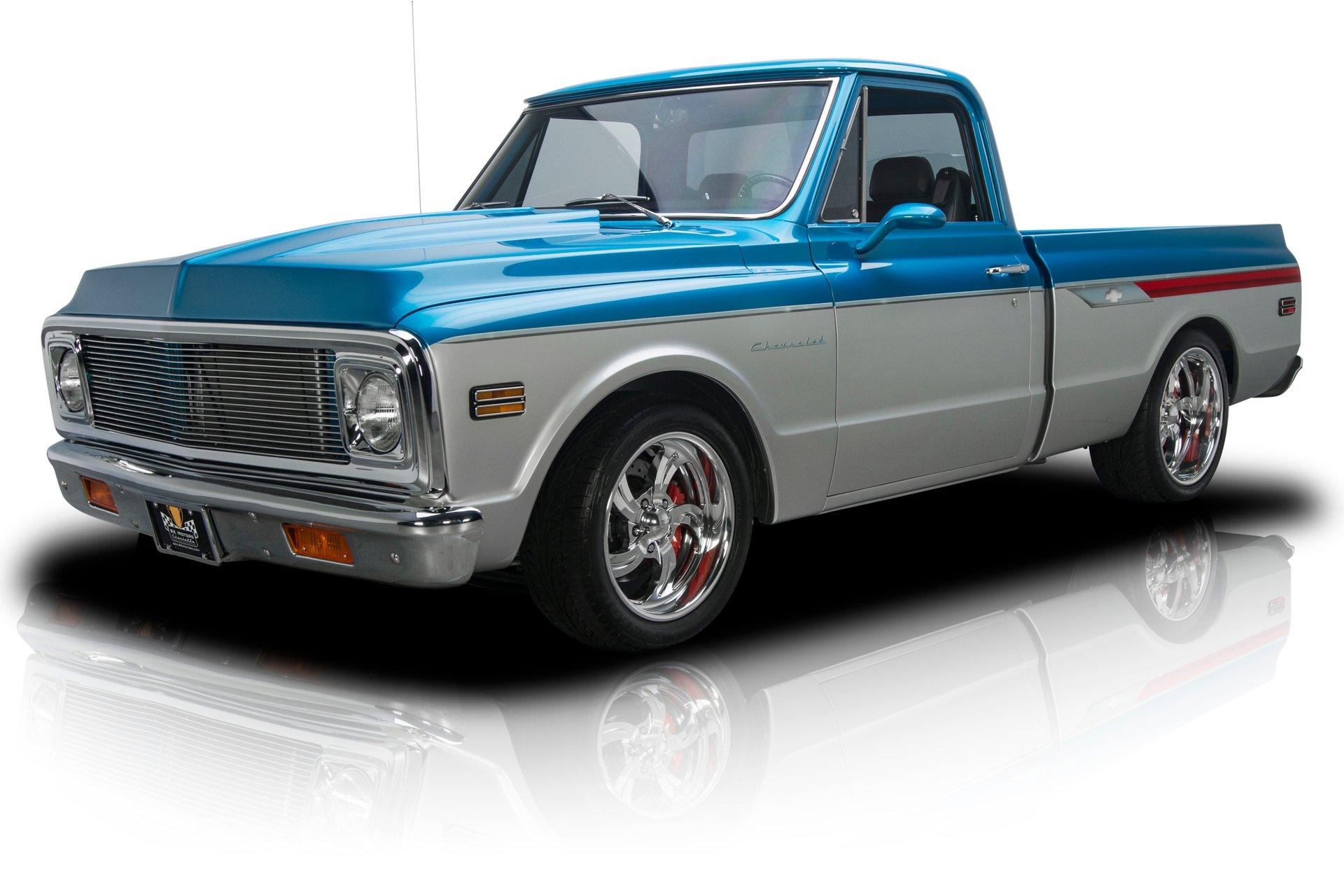 1971 chevrolet c10 cheyenne pickup truck