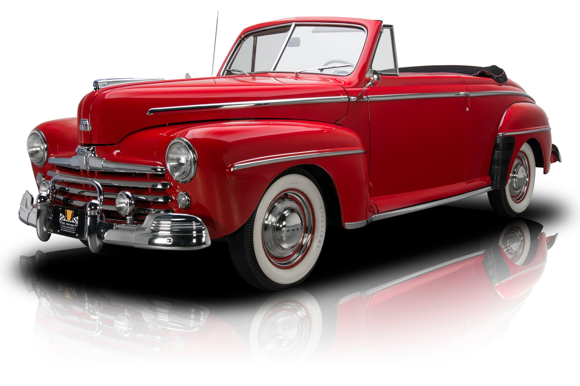 1948 Ford Super Deluxe RK Motors Classic Cars for Sale
