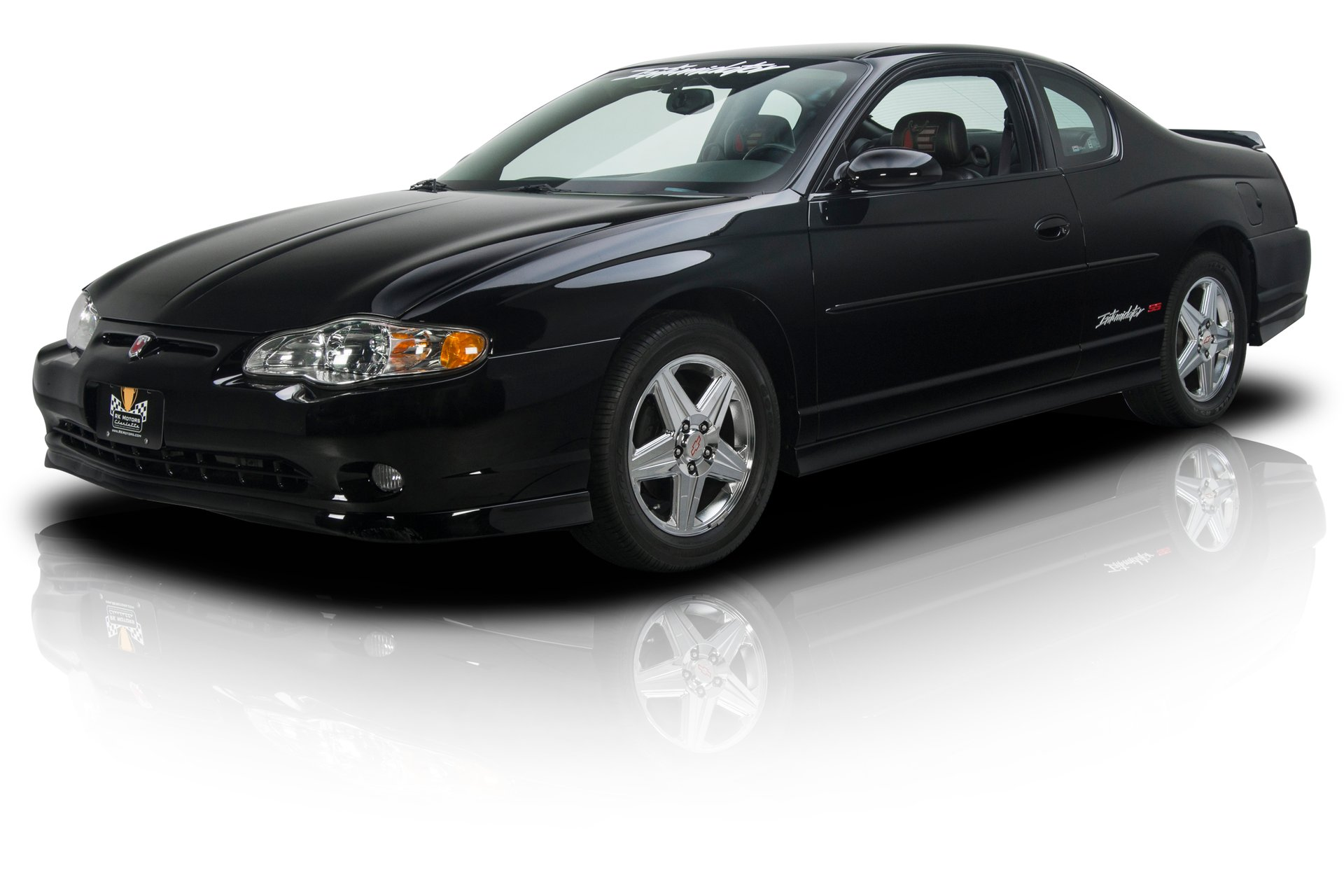 2004 chevrolet monte carlo intimidator ss