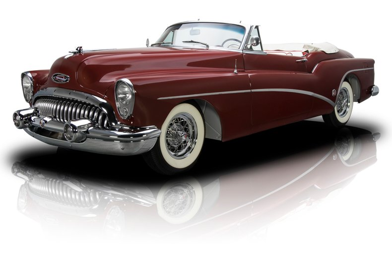 For Sale 1953 Buick Skylark