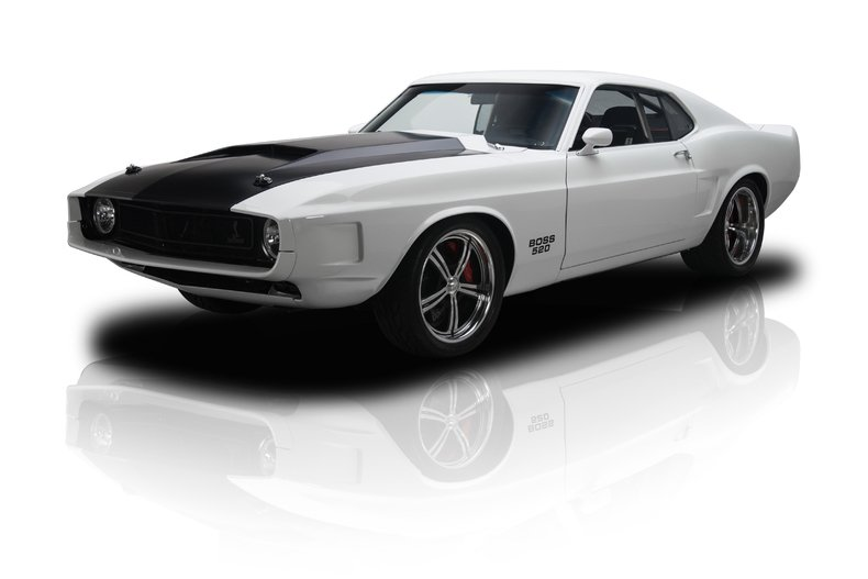 1970 ford mustang boss 520