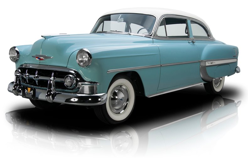 For Sale 1953 Chevrolet Bel Air