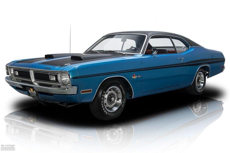 For Sale 1971 Dodge Demon