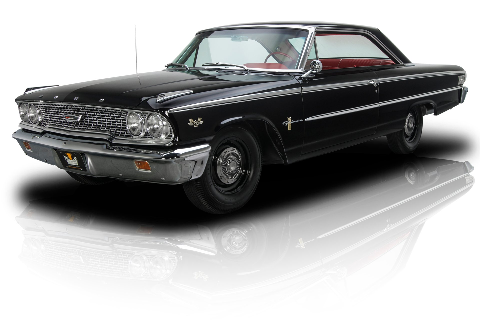 1963 1 2 ford galaxie 500 fastback