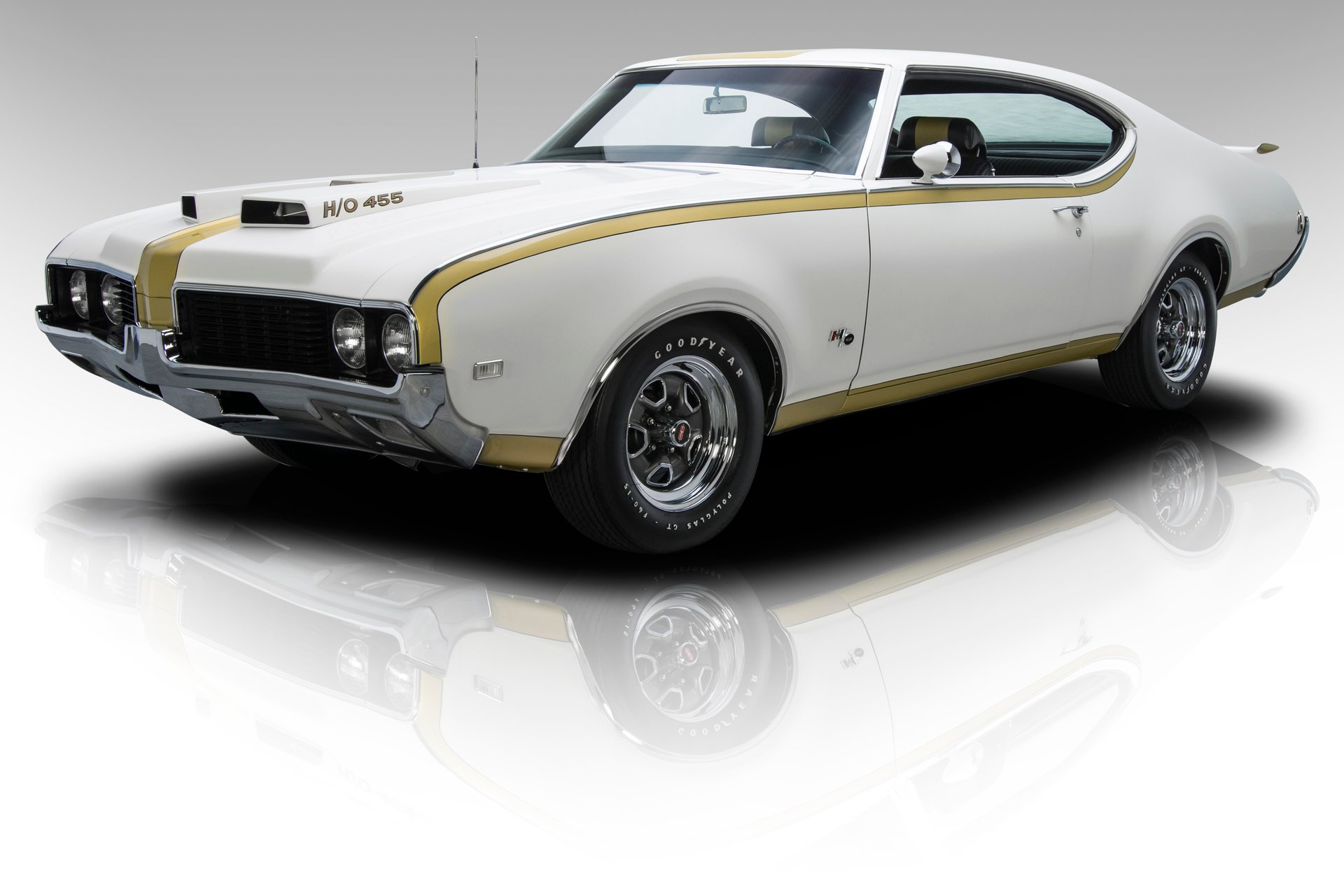 1969 oldsmobile 442 hurst olds