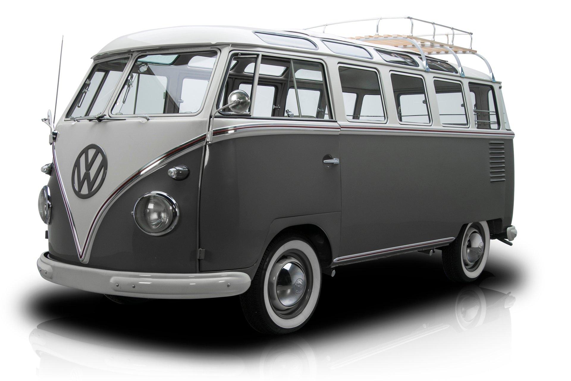1960 volkswagen kombi 23 window bus