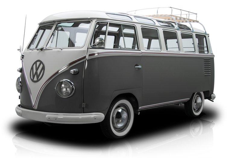 For Sale 1960 Volkswagen Kombi