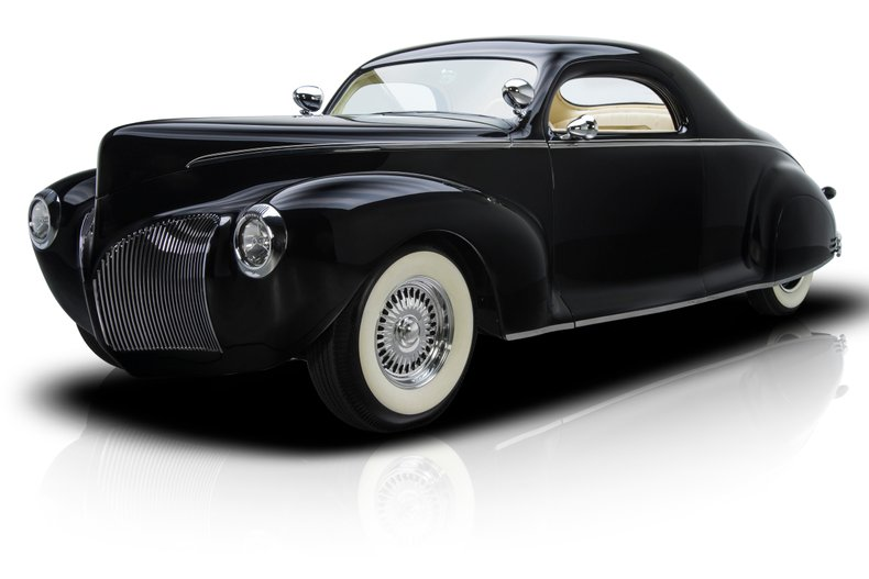 For Sale 1940 Lincoln Zephyr