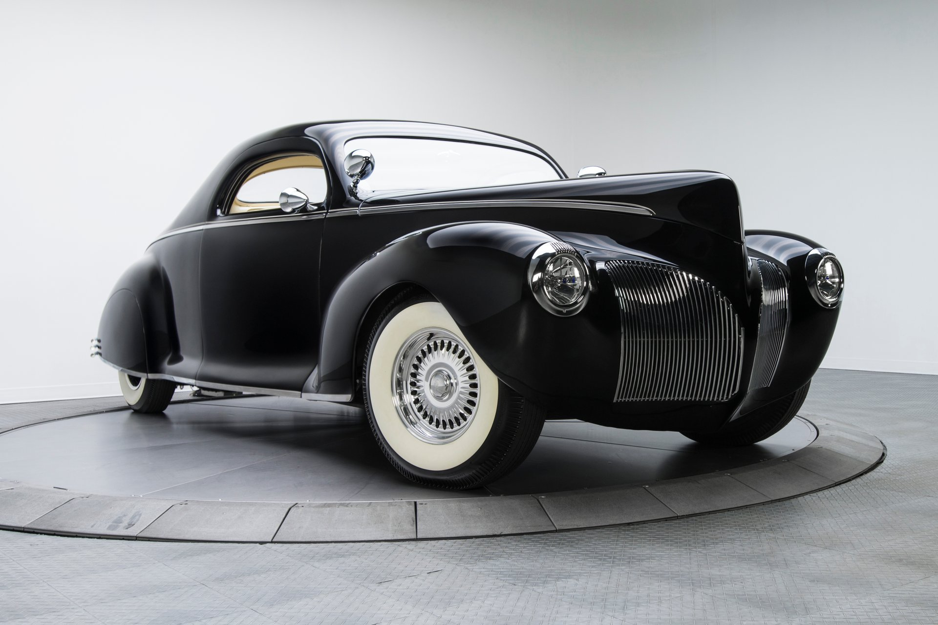 135520 1940 Lincoln Zephyr Rk Motors Classic Cars For Sale