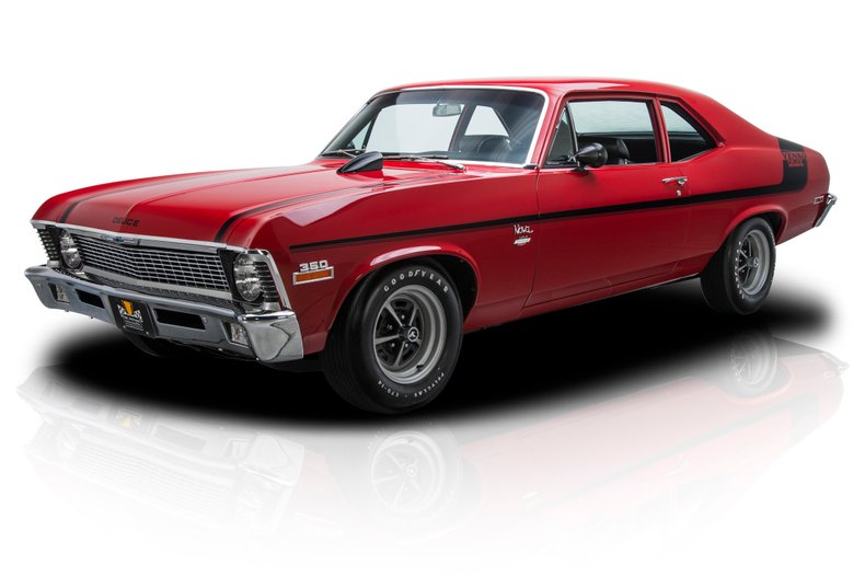135531 1970 Chevrolet Nova Rk Motors Classic Cars For Sale