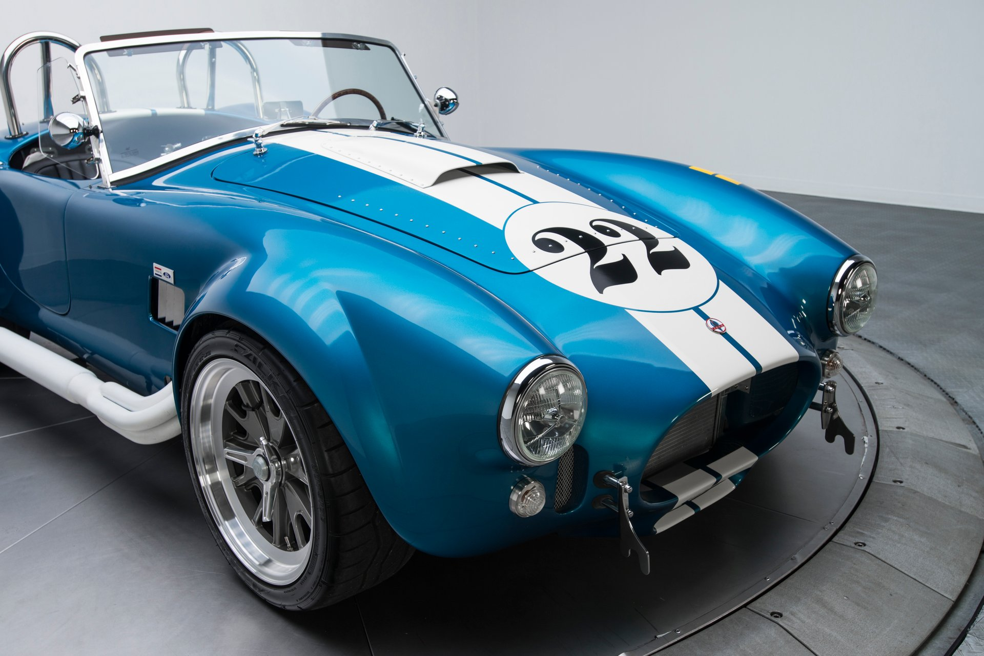135578 1965 Shelby Cobra RK Motors Classic Cars for Sale