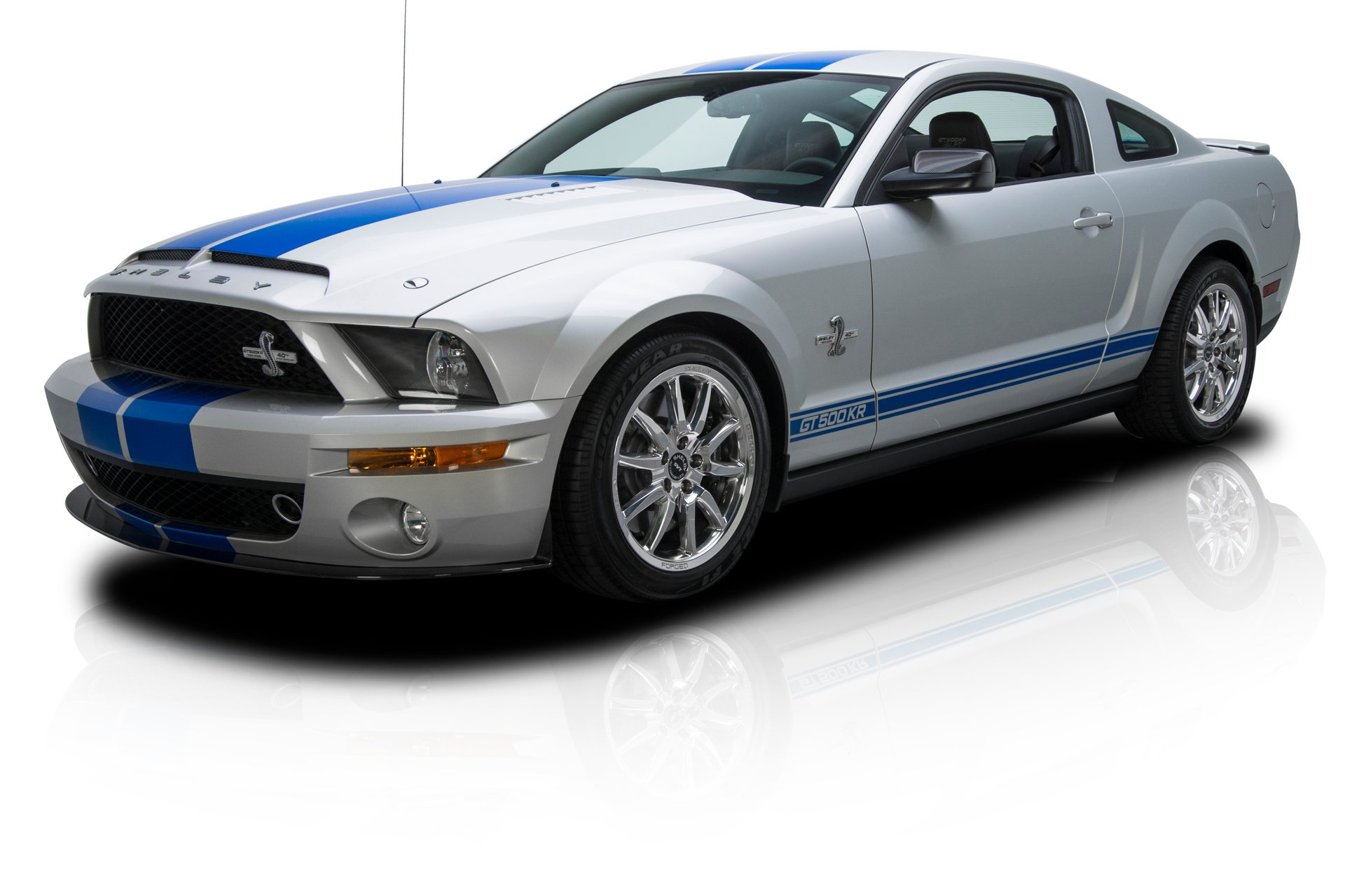 2008 ford mustang gt500kr