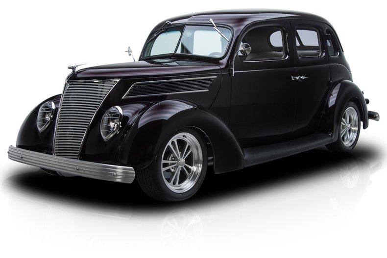For Sale 1937 Ford Sedan