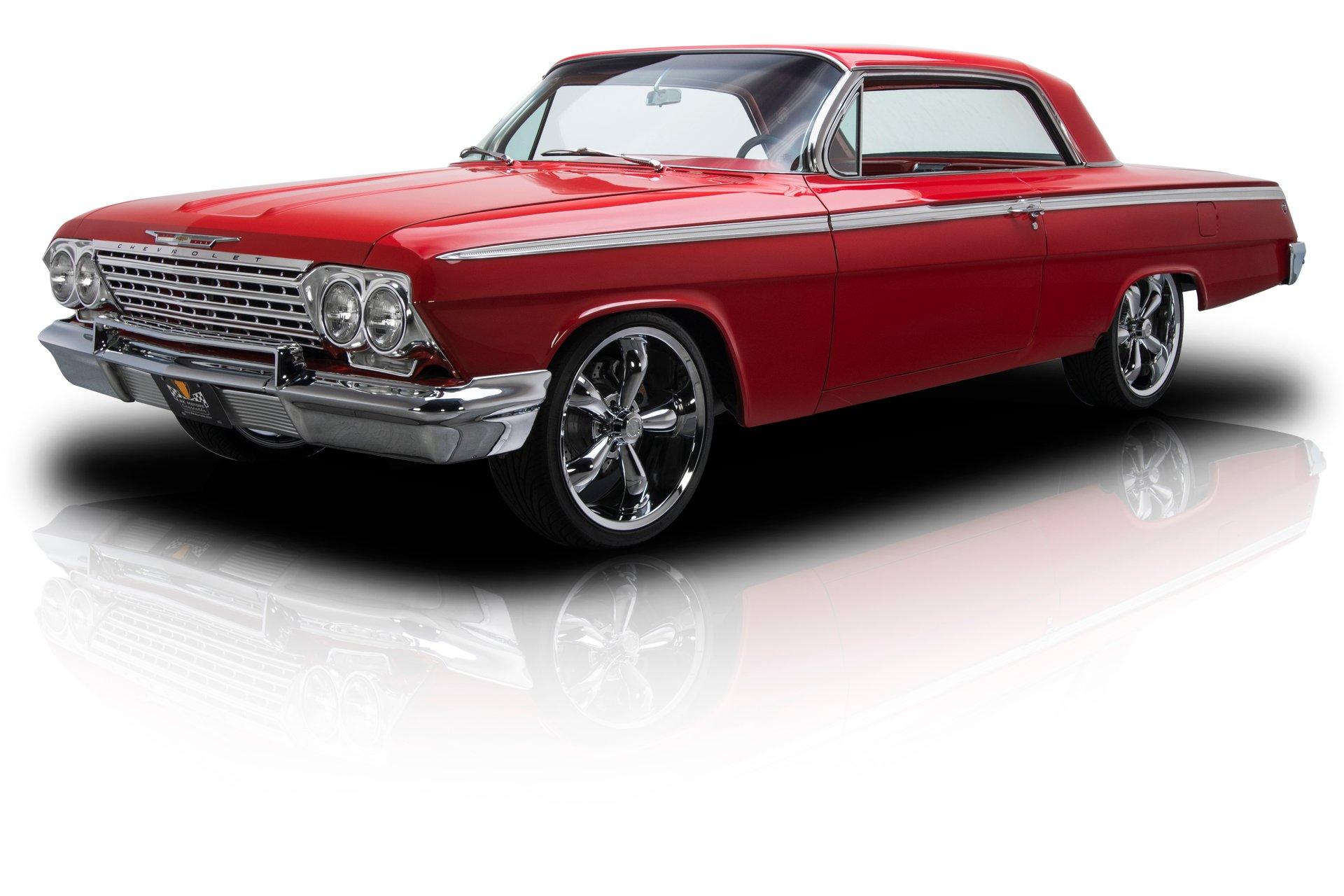 1962 chevrolet impala ss