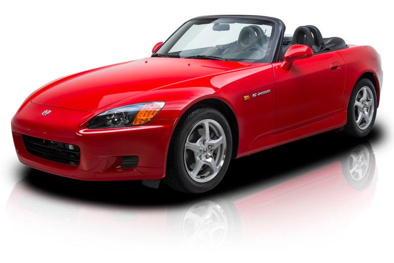 For Sale 2001 Honda S2000