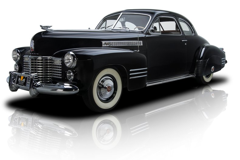 For Sale 1941 Cadillac Series 62
