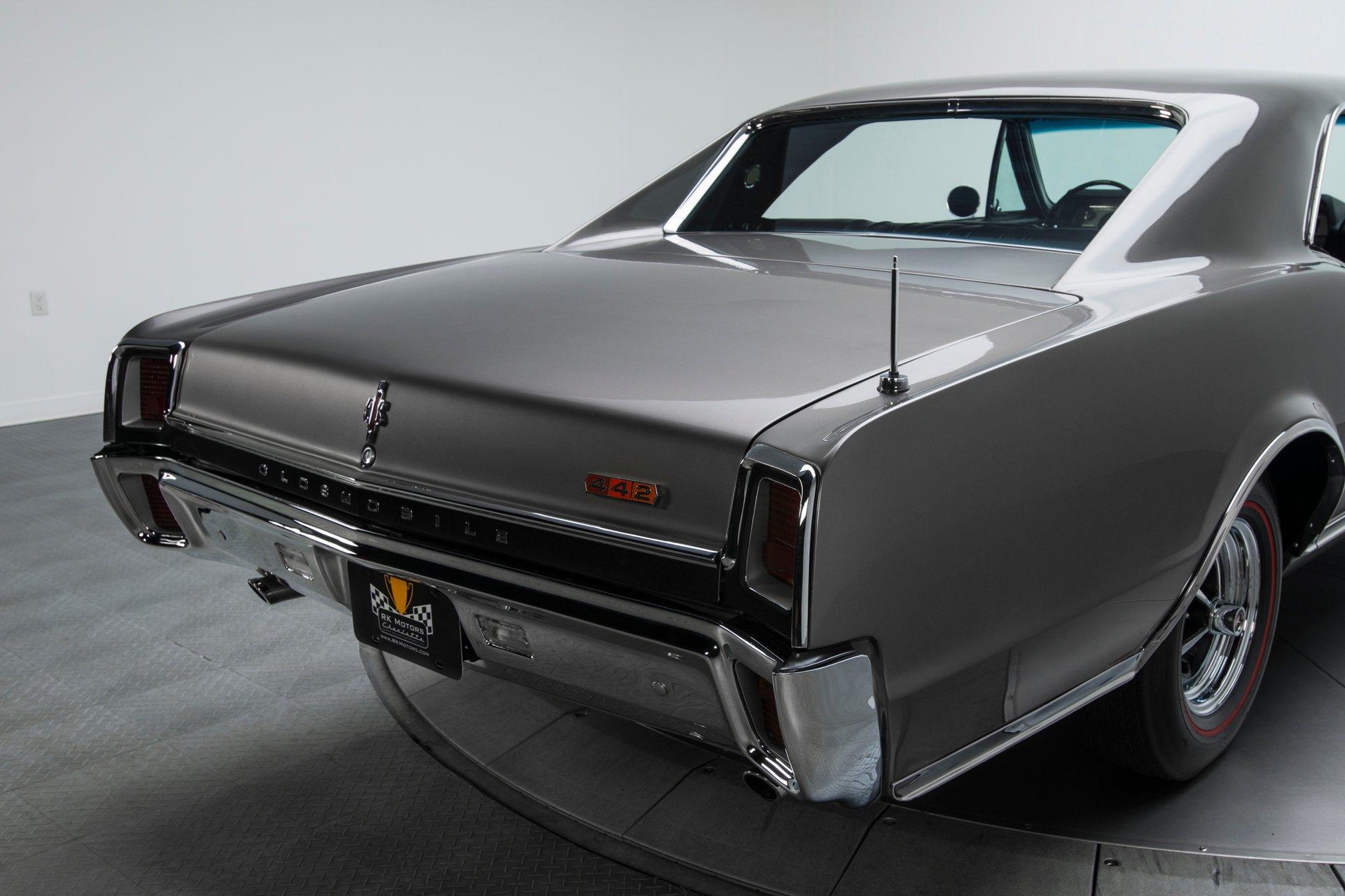 135636 1967 Oldsmobile 442 RK Motors Classic Cars for Sale