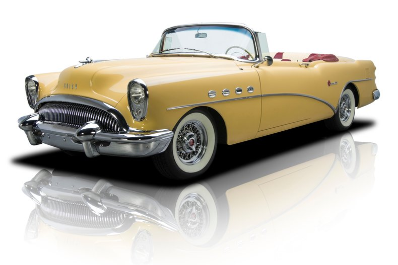 For Sale 1954 Buick Roadmaster