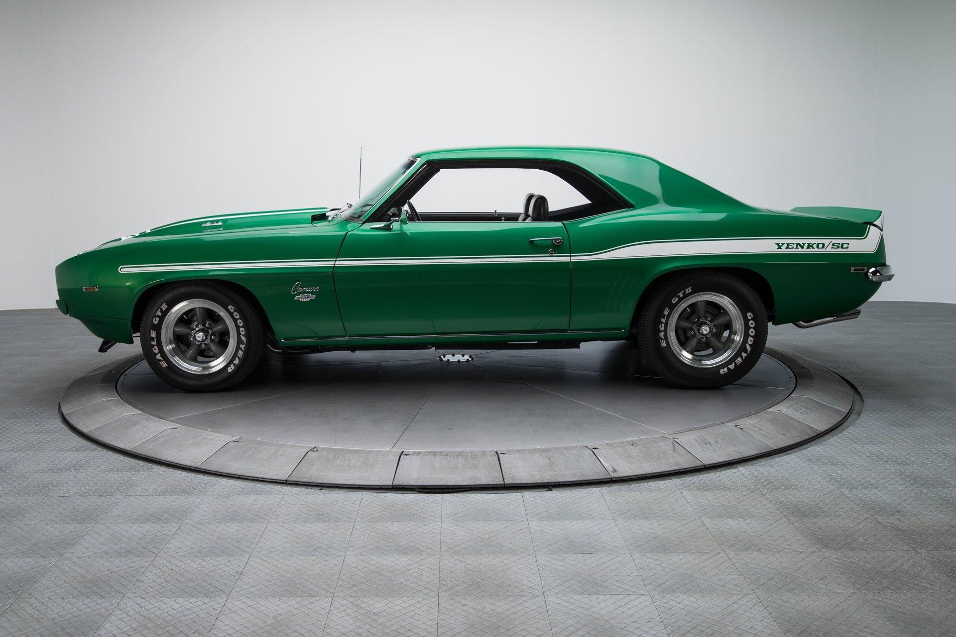 135658 1969 Chevrolet Camaro RK Motors Classic Cars for Sale