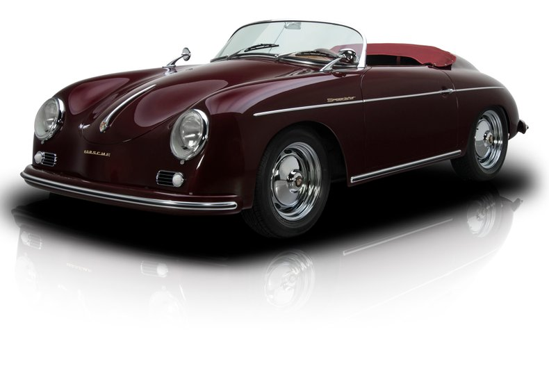 For Sale 1956 Porsche 356