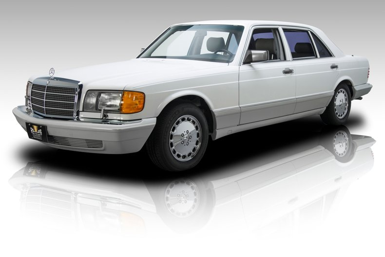 For Sale 1991 Mercedes-Benz 560