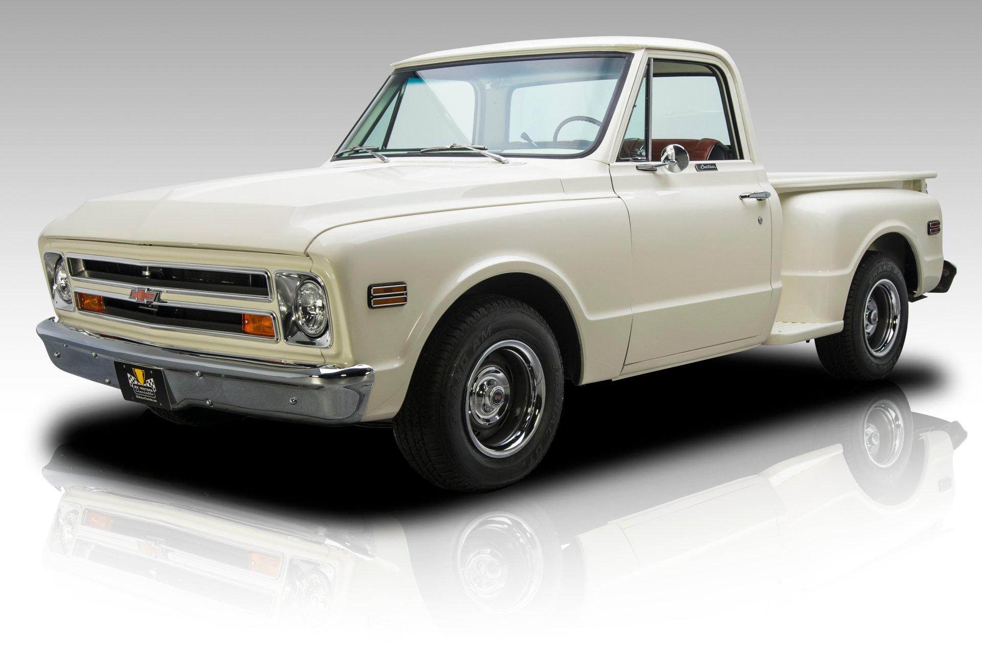 1967 chevrolet c10 pickup truck