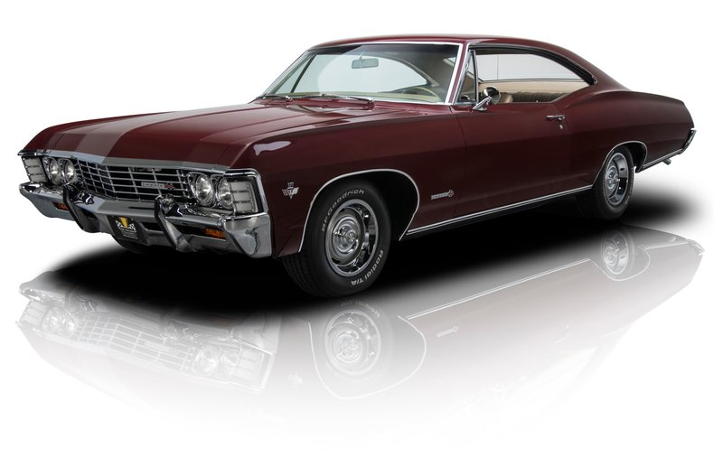 For Sale 1967 Chevrolet Impala