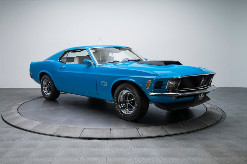 1970 Ford Mustang 3