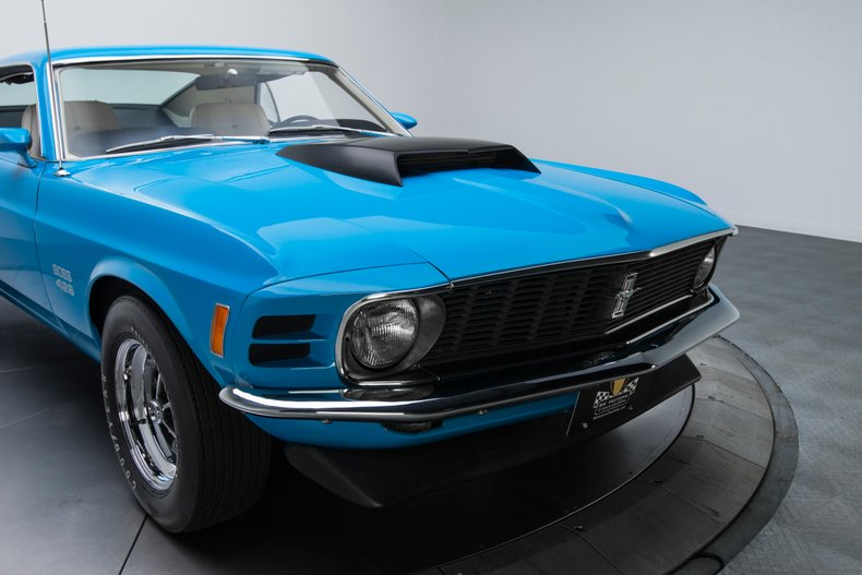 1970 Ford Mustang 10