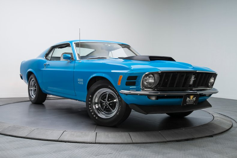 1970 Ford Mustang 14