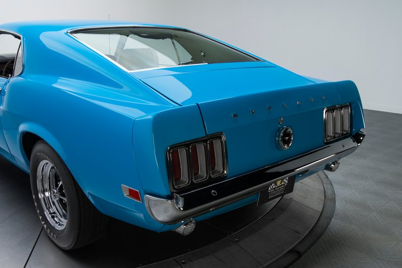 1970 Ford Mustang 18