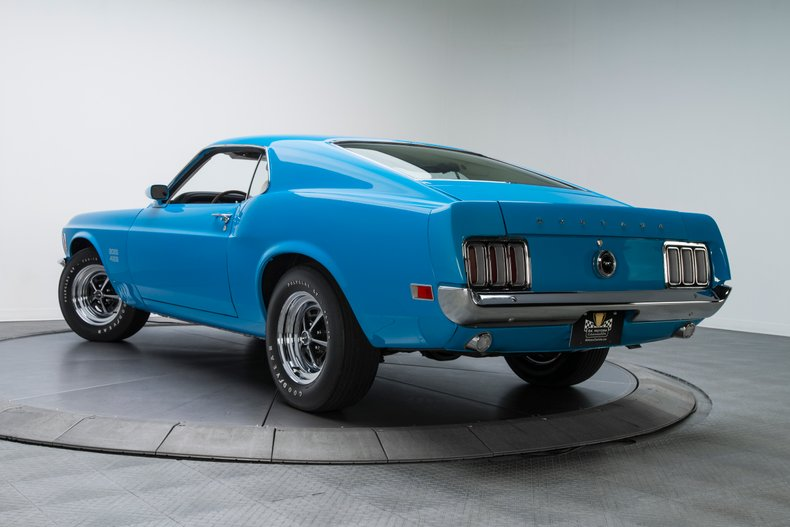 1970 Ford Mustang 22
