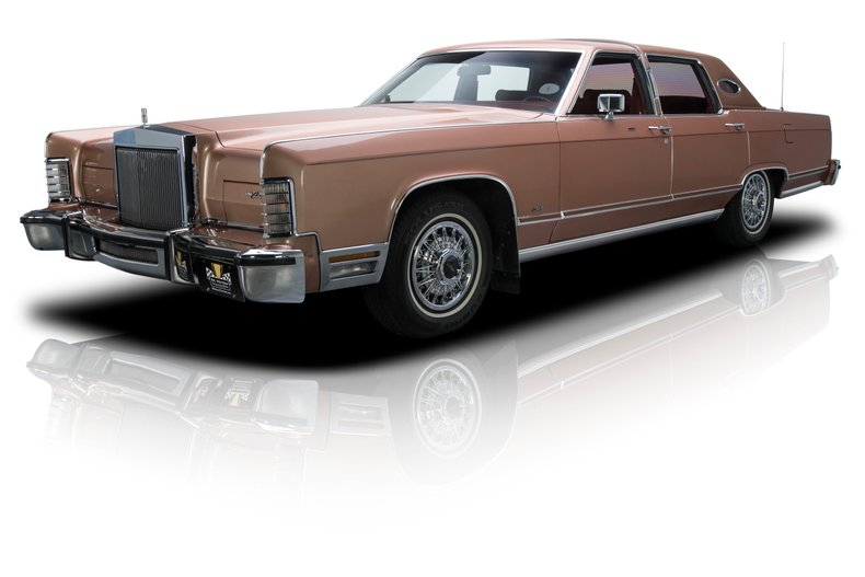 For Sale 1979 Lincoln Continental