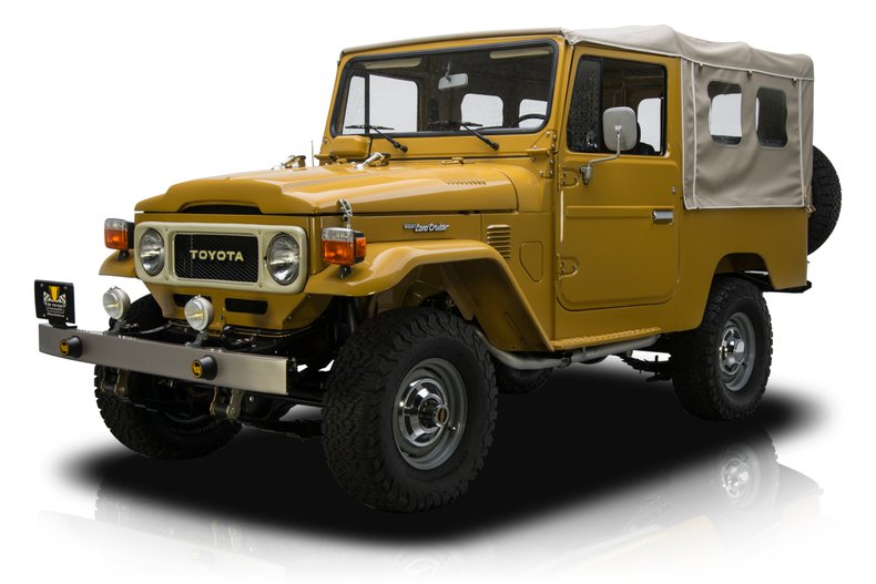 For Sale 1982 Toyota Land Cruiser