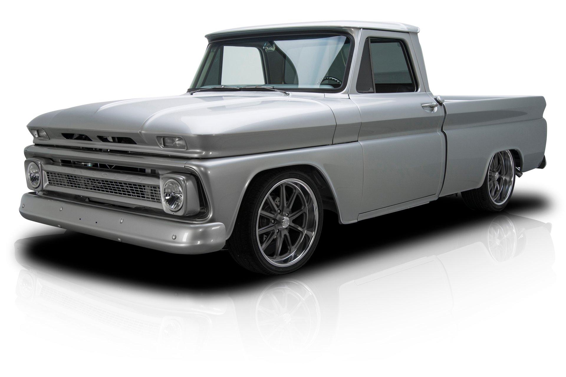 1965 chevrolet c10 apache pickup truck