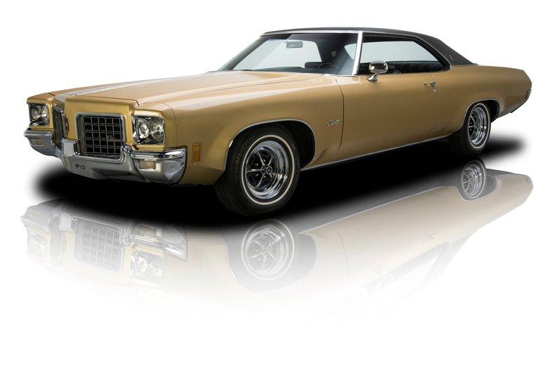 For Sale 1971 Oldsmobile Delta 88