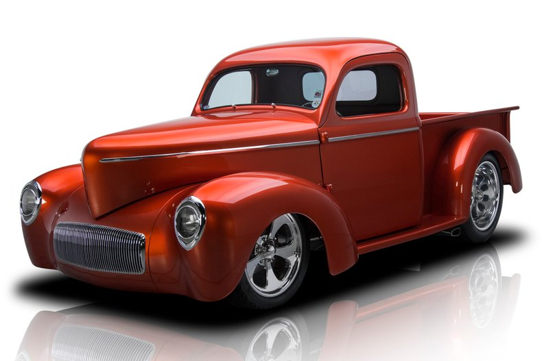 For Sale 1941 Willys Pickup