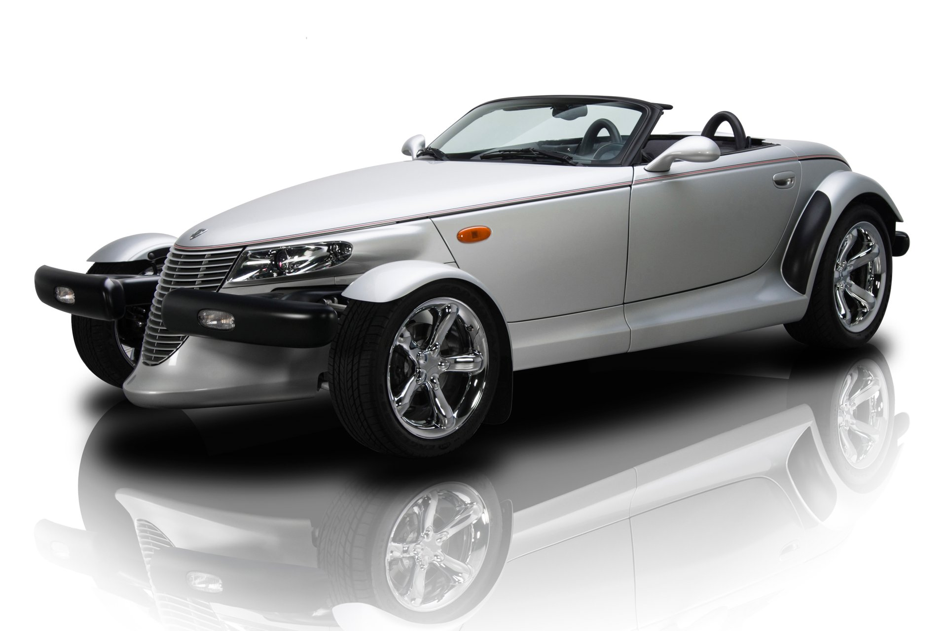 2000 plymouth prowler w trailer