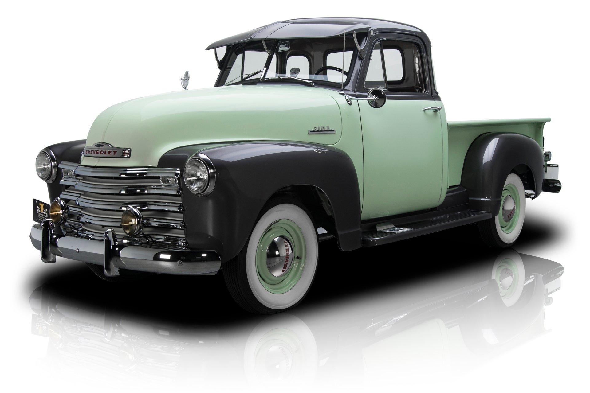 1953 chevrolet 3100 pickup truck