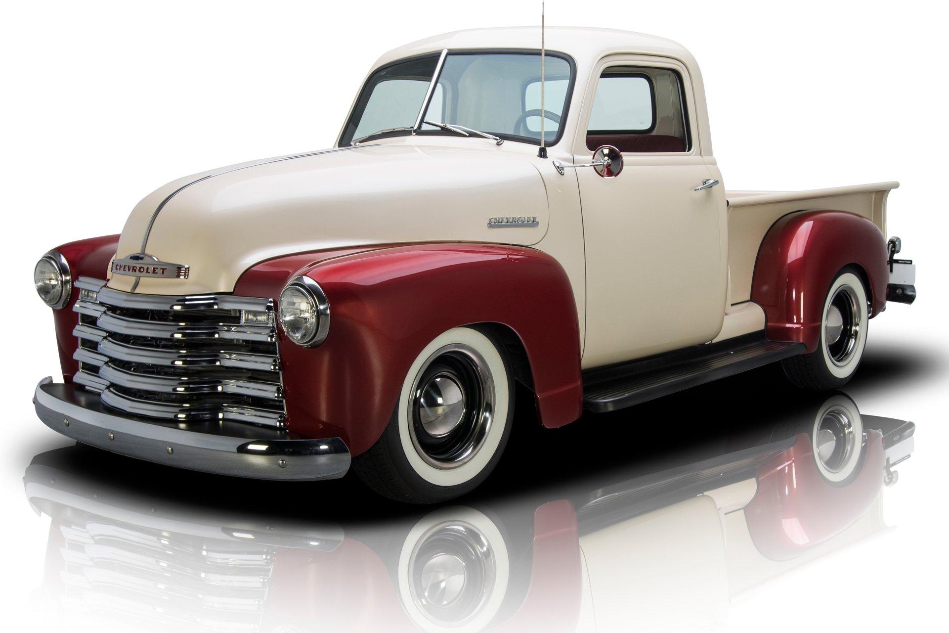 1949 chevrolet 3100 pickup truck