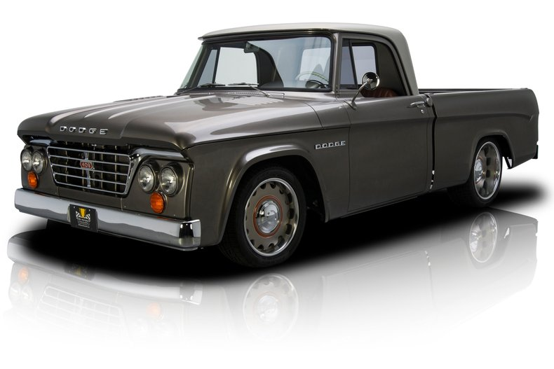 For Sale 1965 Dodge D100
