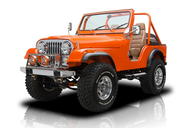 For Sale 1978 Jeep CJ