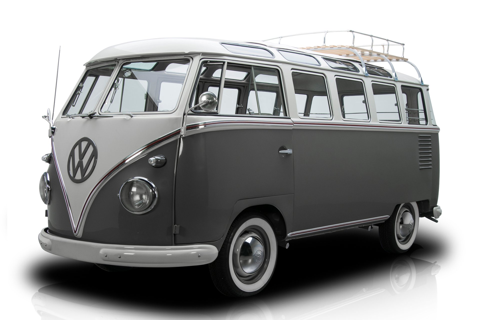 1960 volkswagen kombi 23 window bus