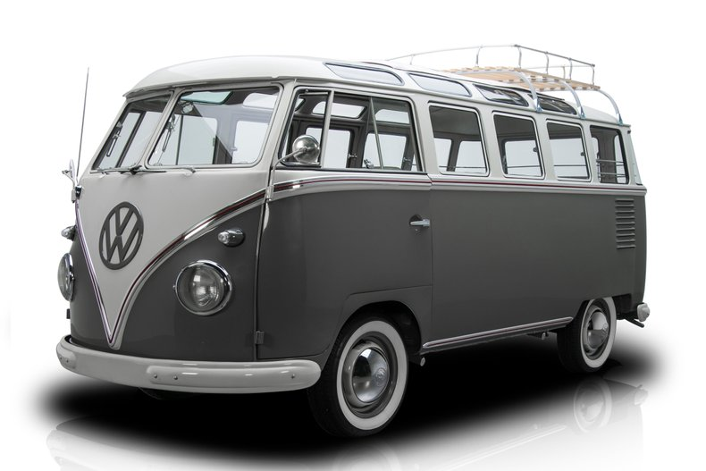 For Sale 1960 Volkswagen Kombi
