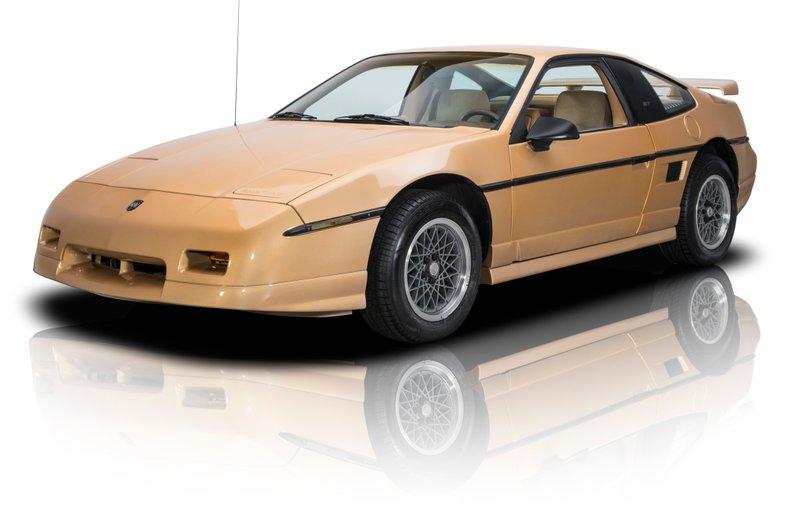 For Sale 1986 Pontiac Fiero