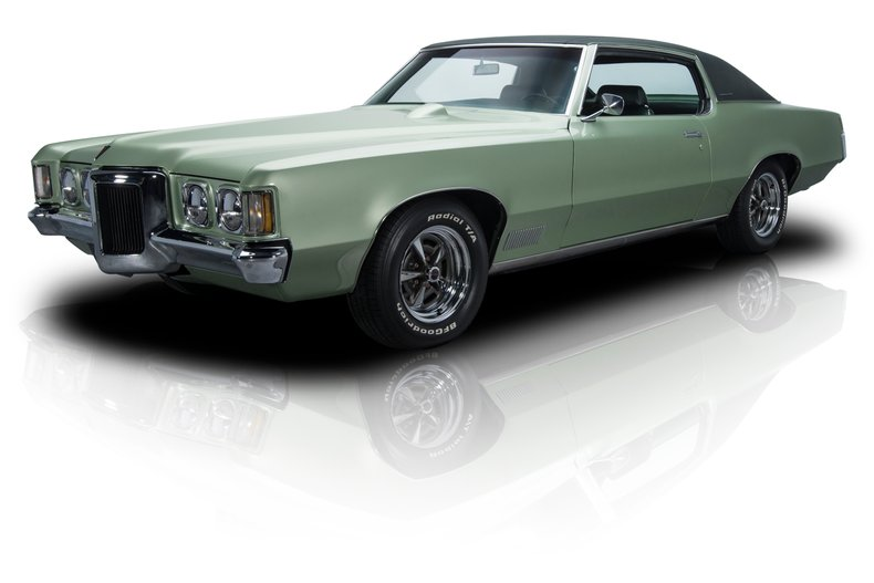 For Sale 1970 Pontiac Grand Prix