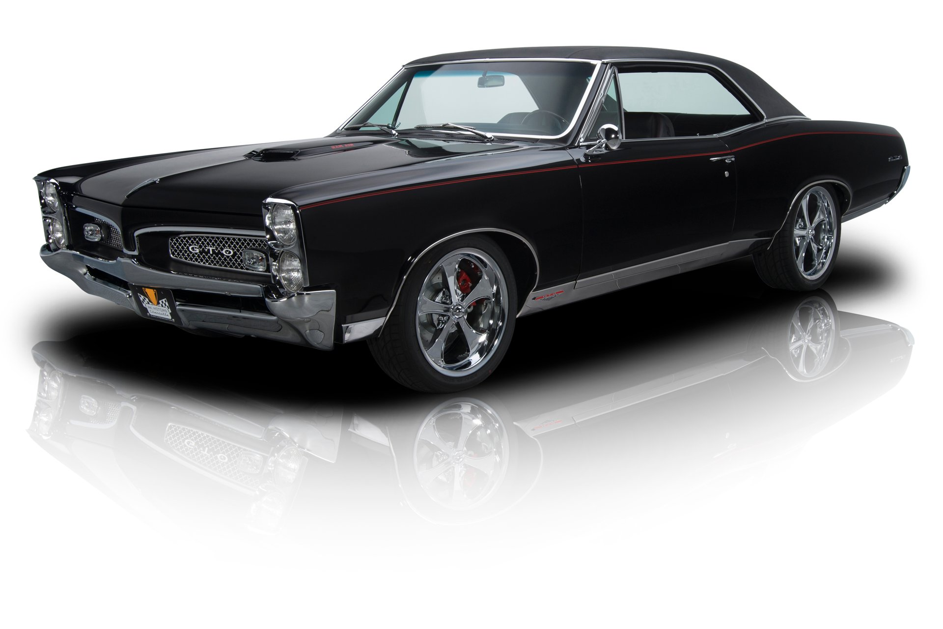 135838 1967 Pontiac Gto Rk Motors Classic Cars And Muscle Cars For Sale