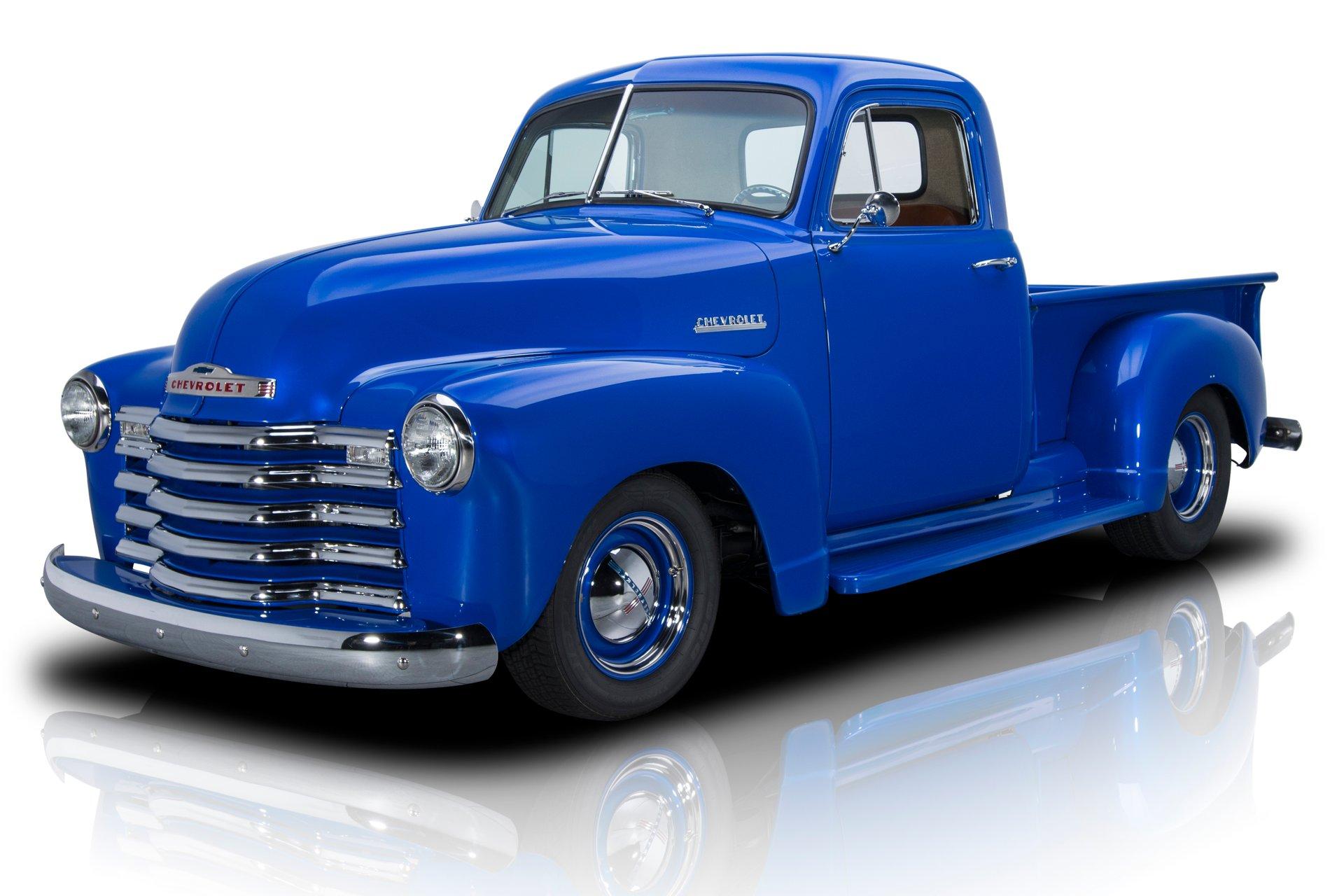 1952 chevrolet 3100 pickup truck
