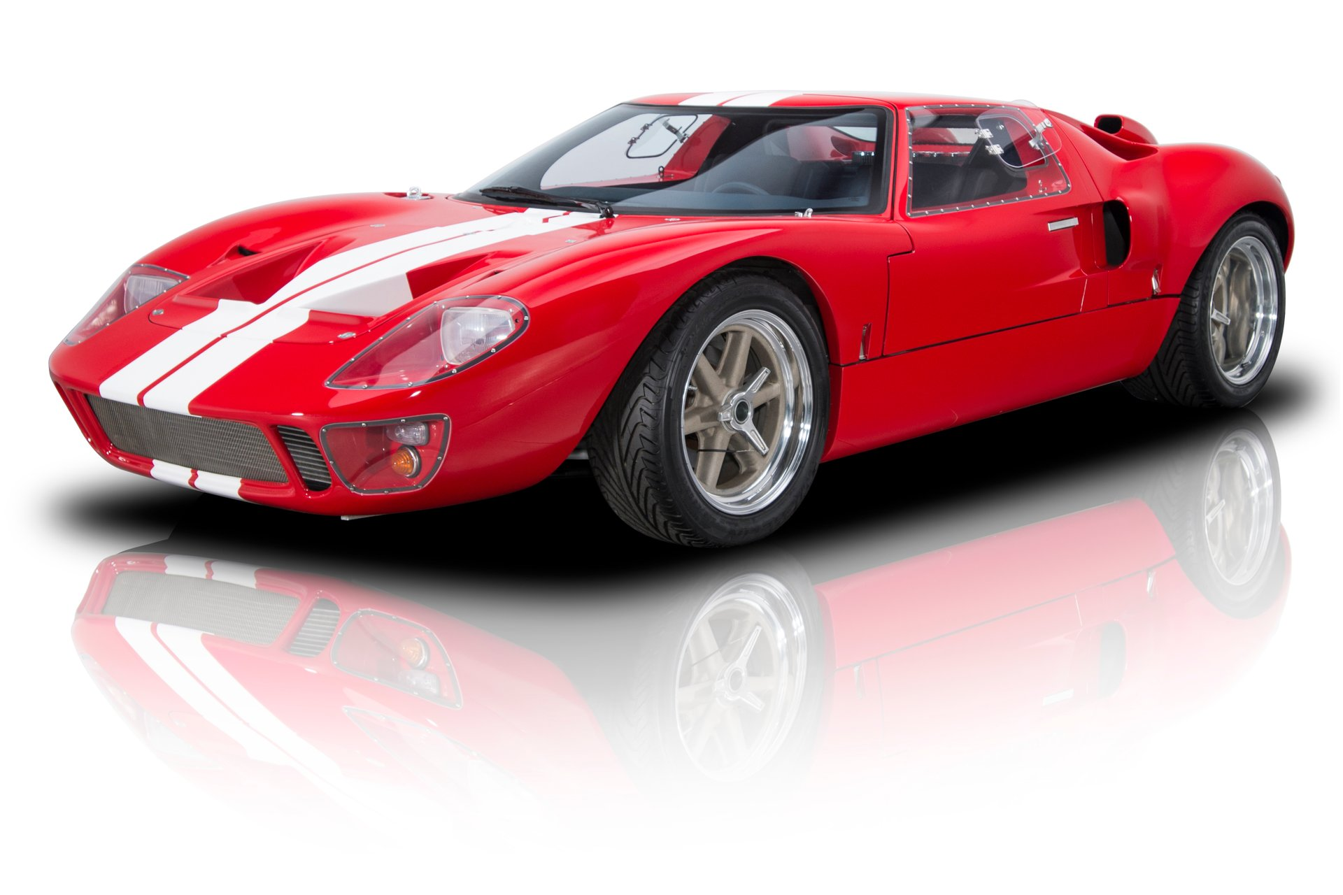 135869 1966 Ford GT40 RK Motors Classic Cars for Sale
